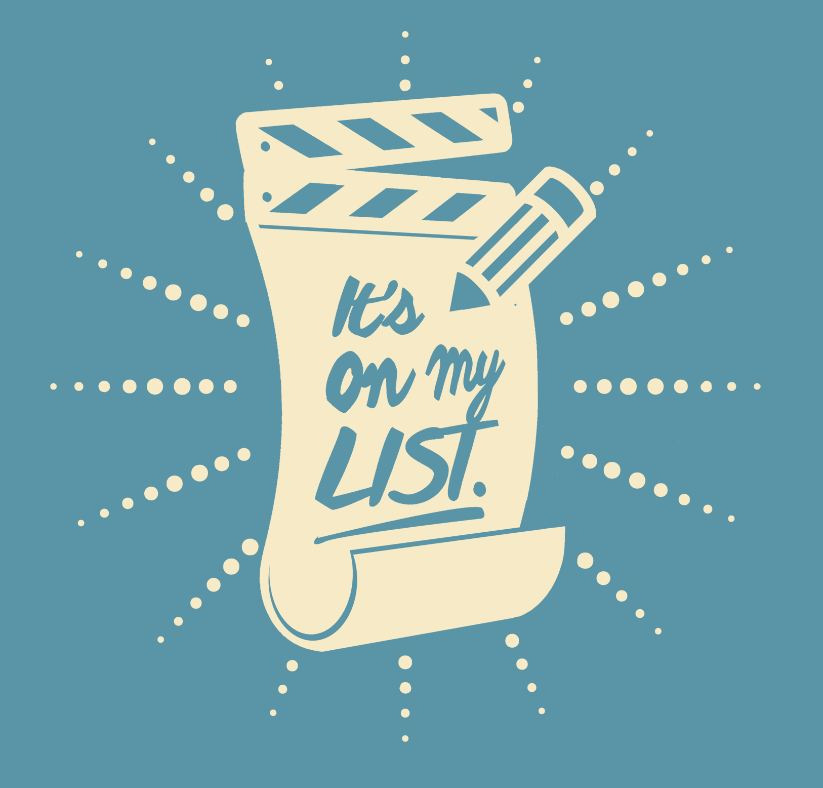 It's On My List podcast