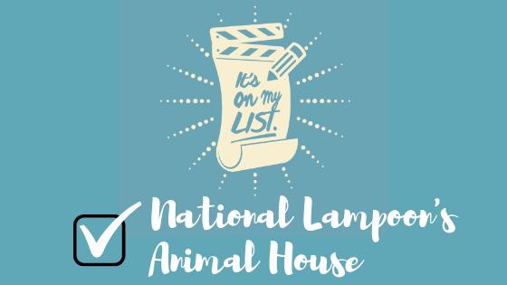 ep 12 animal house